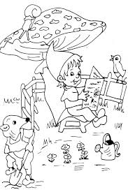 Small Picture Autumn coloring pages to color in when its wet outside