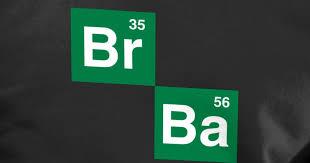 Bromine, Br, 35 - Barium, Ba, 56 Sweatshirt | Spreadshirt
