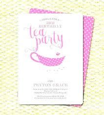 tea party templates mad hatter invitations tea party invites free invite new ideas