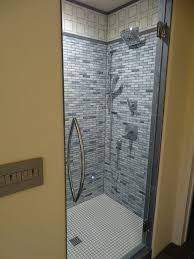 glass tile shower walsh residence tucson