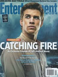 the hunger games catching fire entertainment weekly