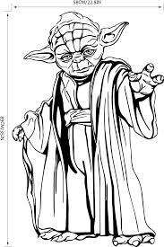 Yoda Design Star Wars Yoda Wall Paper