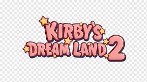 kirby s dream land 2 kirby s dream