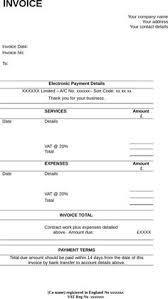 Catering Invoice Template | Templates&forms | Pinterest
