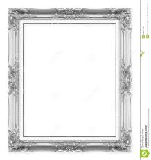 silver antique picture frames. Silver Antique Picture Frames. Isolated On White Stock Image - Of Imagery, Custom: 55804789 Frames U