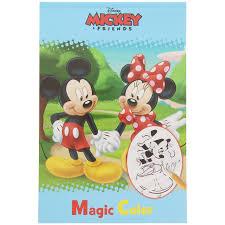 Disney Zauber Malblock