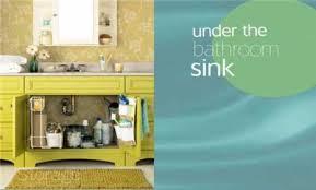 bathroom under sink storage ideas. Undersink Solutions Bathroom Under Sink Storage Ideas