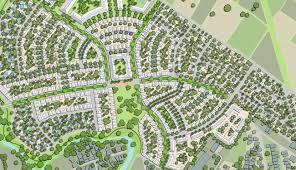 Commercial Landscape Design Plans Residential Master Plan Mixed Use Business Parks