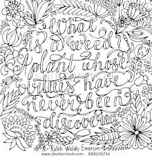 Positive Quotes Coloring Pages Inspiring Quote Coloring Pages For