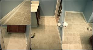 bathroom baseboard ideas. simply diy 2 bathroom baseboard ideas