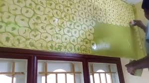 Royale Play Paint Design Images Asian Paints Royale Play Bloom Youtube