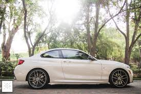 All BMW Models 2014 bmw m235i : 2014 BMW M235i with M Performance Parts - Photoshoot