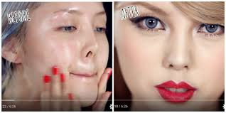 anese makeup tutorial magazine