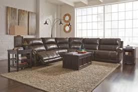 ashley furniture sectional couches. Ashley Furniture Dak Durablend 5 Piece Sectional Sofa 22700 Couches N