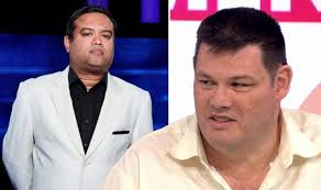 Paul Sinha Hits Out At Racist The Chase And Jibes Mark Labbett For F G His Cousin Celebrity News Showbiz Tv Express Co Uk