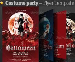 Costume Contest Flyer Template 23 Wicked Halloween Psd Flyer Templates Bashooka
