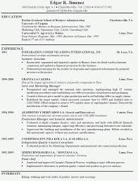 Examples Of A Perfect Resume Awesome Excellent Resume Example Josemulinohouse Thefrenchteeshirt