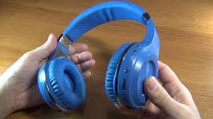 Беспроводные <b>наушники Bluedio ht</b> - YouTube