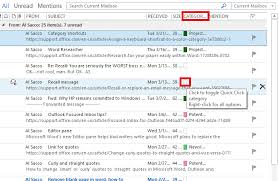 How to use Outlook Categories to manage mountains of mail | Windows ...