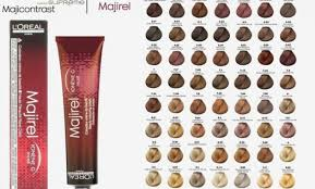 Loreal Richesse Shade Chart Best Picture Of Chart Anyimage Org