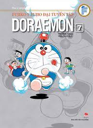 Fujiko F Fujio Đại Tuyển Tập - Doraemon Truyện Dài (Tập 7) mới nhất – Siêu  Thị Sách & Tiện Ích Nhân Văn
