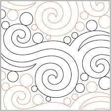 Pantograph Quilting Patterns Simple Decoration