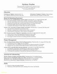 Sample Informatica Etl Developer Resume Elegant Tailor Resume Sample