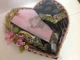 Saree Tray Decoration Fancy Wedding Saree Tray at Rs 100 pc New Palasia Indore ID 29