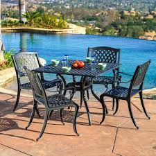 grove hill outdoor patio furniture dining sets pieces patio dining sets