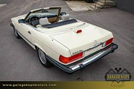 How many horsepower (hp) does a 1987. 1987 Mercedes Benz 560sl German Cars For Sale Blog