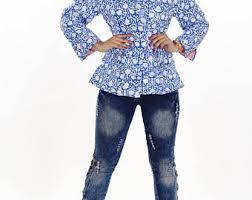 Quilted kimono | Etsy & Women Cotton Block Printed Quilted Jacket Designer Kimono Jacket Adamdwight.com