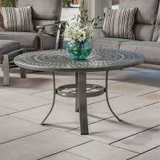 large picture of winston furniture cantania mcas 042 m9342bl round cocktail cast table