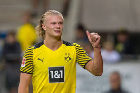 Jun 08, 2021 · haaland is chelsea's priority this summer after romelu lukaku handed the blues a blow in their transfer pursuit after his claim of staying put at inter milan. The Daily Bee Barring A Crazy Offer Erling Haaland Will Remain In Dortmund Fear The Wall