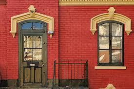front door photographyCanada Montreal Front door and window row house  David Sanger