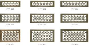 unusual design decorative wall registers interior ideas air vent and vents canada hvac ceiling