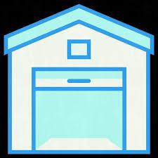 garage door icon open youror opener clipart icons admirable house design