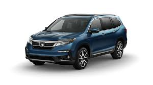 2014 Honda Pilot Color Chart What Color Options Does The 2019 Honda Pilot Come In