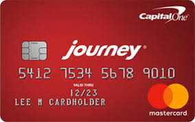 Journey Student Rewards From Capital One Flat Rate Cash Back For