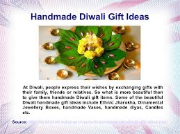 Handmade Diwali Gift Ideas