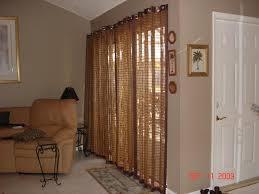 patio door curtain panel with bamboo curtain ideas and white inswing outdoor