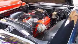1966 CHEVY Factory Special Order 396 Race - YouTube
