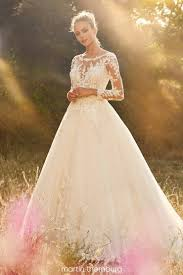 David Wedding Dress Designer Martin Thornburg Wedding Dresses Bridal Gowns