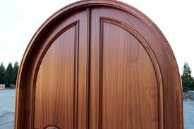 arched double front doors. Arched Double Front Doors And Door Top Half Picture D