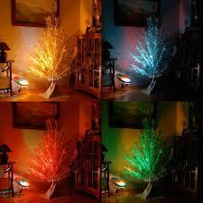 Prissy Ideas Aluminum Christmas Tree Color Wheel 84 Best 224