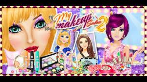 my makeup salon 2 s salon game by tenlogix games