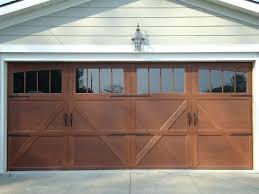 cost to install a garage door opener door door opener installation garage door spring replacement cost