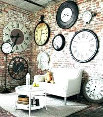 wall clock large unique large wall clocks unique wall clocks big kitchen clocks unique large wall