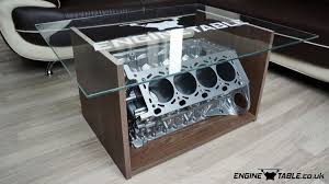 coffee table lamborghini v10gine coffee table legs radial for