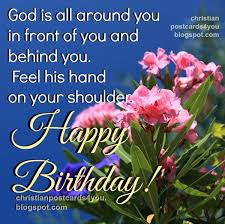 Birthday Bible Quotes Unique Nice Christian Quotes On Your Birthday God Will Protect You Quotes