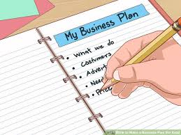 Steps to Create a Business Plan You can control your destiny  You can have